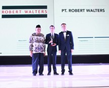 Robert Walters Indonesia Meraih Predikat The Best Companies To Work For In Asia