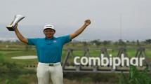 Pegolf Jepang Ryuichi Raih Gelar ADT Pertama di Combiphar