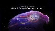 realme Siap Hadirkan realme XT, Smartphone Terbaru dengan 64MP Quad Camera