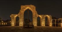 Signify Menyinari Qutub Minar dengan Pencahayaan LED Warm White