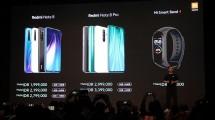 Peluncuran Xiaomi Redmi Note 8 dan Redmi Note 8 Pro