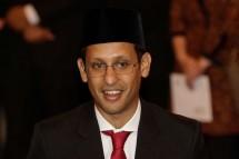 Menteri Pendidikan dan Kebudayaan (Mendikbud) Nadiem A. Makarim