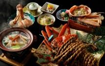 8 Hidangan Kepiting ala Kaiseki di KAI Hoshino Resorts