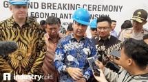 Menteri Perindustrian Agus Gumiwang Kartasasmita (Hariyanto/INDUSTRY.co.id)