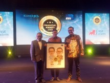 Dirut RRI, Sandiaga Uno dan Bram Suryo Putro Founder And CEO Theiconomics