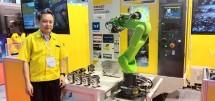Rudyhandjaja Elawitachya, Chairman Fanuc Indonesia, menyebut serapan robot di Indonesia mulai meningkat