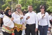 Dankormar Mayjen TNI (Mar) Suhartono, M.Tr (Han)