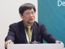 Krist Yen Deputy Director of Industry Marketing Department of Taiwan External Trade Development Council (TAITRA).