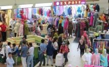 Pasar Tekstil Tanah Abang (Ist)