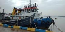 Satgassus Trisula Bakamla RI Kembali Tangkap Dua Kapal Yang Terlibat Perdagangan BBM Illegal