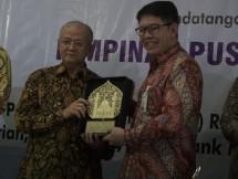 Toni EB Subari, Direktur Utama Mandiri Syariah bersama Muhammadiyah