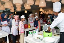 Mother's Day Fun Cooking Class