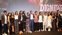 Para pemain, Kru, Sutradara dan Produser film 'Dignitate' produksi MD PIctures