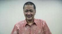 Irfan Setiaputra Dirut Garuda Indonesia