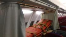 Sriwijaya Air Luncurkan Lagi Fasilitas Stretcher dalam Penerbangan