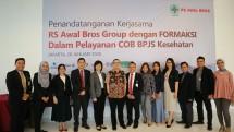 RS Awal Bros Group Gandeng Formaksi Terkait Fasilitas CoB BPJS Kesehatan