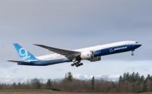 Boeing 777X Sukses Terbang Perdana