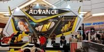 ADVANCE I-Chiro Galaxy One, kursi pijat terbaru dari ADVANCE. Resmi diluncurkan di AEON MALL BSD CITY, 04 Februari 2020
