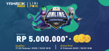 Linipoin Online Tournament Wadahnya Para Gamers Commuter Line