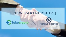 Tokocrypto Jalin Kemitraan Dengan Merkle Science Awasi Transaksi Blockchain