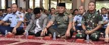 Kasum TNI Letjen TNI Joni Supriyanto