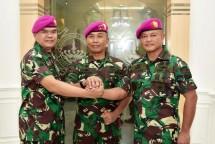 Komandan Korps Marinir Komandan Korps Marinir Mayjen TNI (Mar) Suhartono M.Tr. (Han).