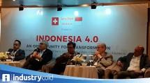 Peluncuran naskah kebijakan Advancing Indonesia 4.0 (Foto: Ridwan/Industry.co.id)