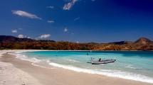 Pantai Maluk, Sumbawa Barat (ist)