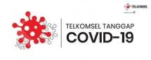 Resoon Telkomsel terkait covid-19