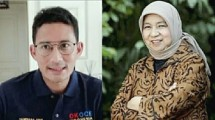 Pengusaha Sandiaga S Uno dan Nurhayati Subarkat Bos Wardah Donasi Corona di Indonesia