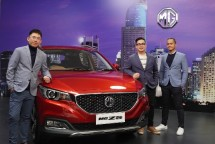 Mengusung Redefined Expectation, MG ZS Dukung Industri Otomotif Nasioanal