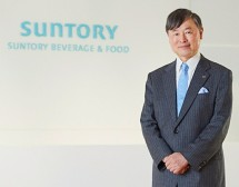 Kazuro Saito CEO Suntory Group