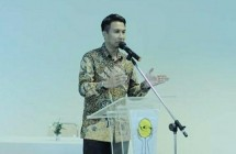 Sekretaris Jenderal Badan Pengurus Pusat (BPP) HIPMI Bagas Adhadirgha