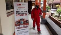 Urban Company Lakukan Penyemprotan Disinfektan