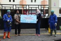 BCA Syariah cegah Corona di Balimester