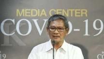 Achmad Yurianto Dirjen Pencegahan dan Pengendalian Penyakit Kementerian Kesehatan (Kemenkes) RI