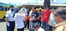 Gerakan 15.000 Masker, ASDP Berdayakan UMKM Lokal Sekitar Pelabuhan di Seluruh Indonesia