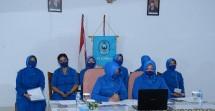 Korps Marinir Cilandak Jalin Silaturahmi Bersama Ketua PG Kormar Etta Suhartomo