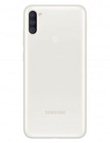Galaxy A11 Tampak Belakang White