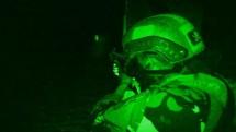 Yontaifib 3 Marinir Tingkatkan Kemampuan Menembak Malam