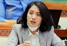 Anggota Komisi XI DPR RI Puteri Anetta Komarudin