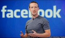 Pendiri Facebook Mark Zuckerburg (ist)