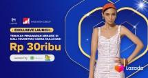 Lazada Indonesia-Pakuwon Group Jakarta Hadirkan e-mall Pertama di Indonesia