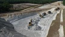 Pembangunan Tol Padang-Sicincin