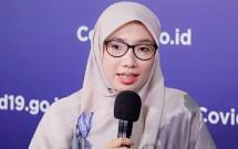 Ahli Epidemiologi Tim Pakar Gugus Tugas Nasional Dewi Nur Aisyah