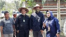 Menteri Pertanian Syahrul Yasin Limpo dorong ketahanan pangan (Doc: Kementan)
