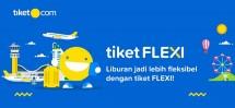 Tiket.com Hadirkan Fitur Tiket FLEXI untuk Fleksibilitas Pemesanan Pelanggannya