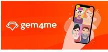 Konferensi video di Gem4me Messenger