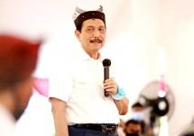 Menteri Koordinator Maritim dan Investasi Luhut Binsar Pandjaitan