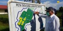 Kalimantan Tengah Sebagai Lumbung Pangan Potensial